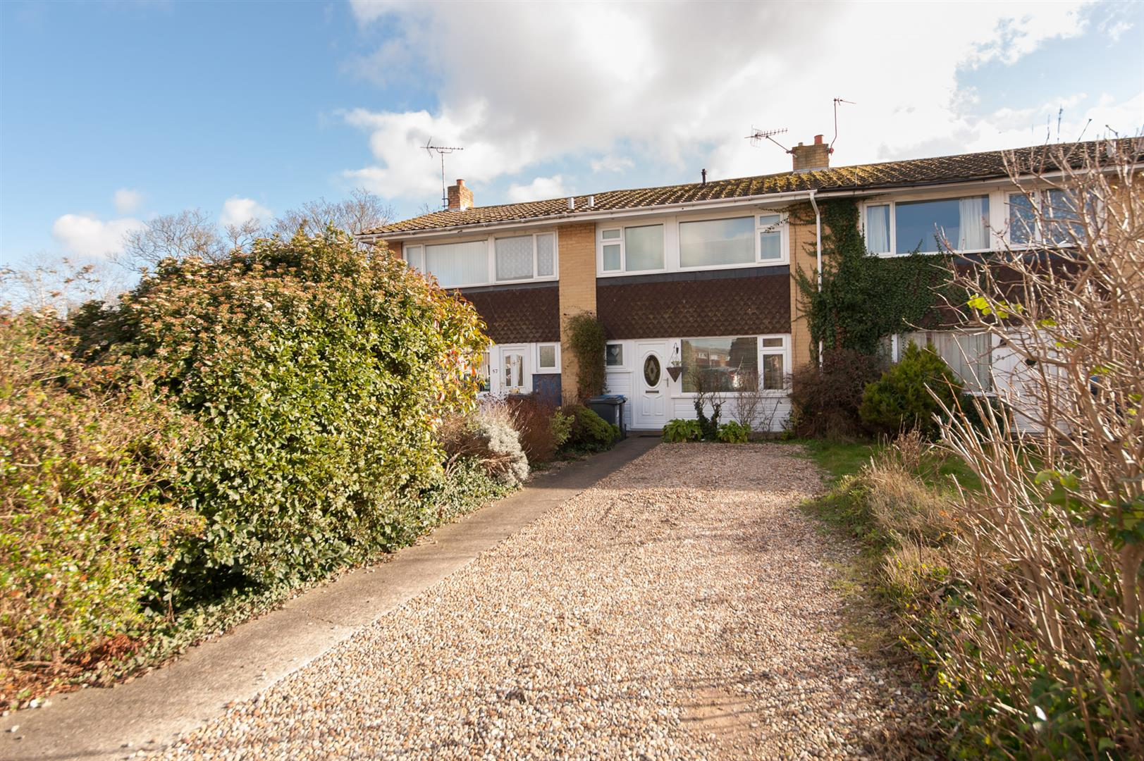 3 Bedrooms Terraced House for sale in Yew Tree Gardens, BIRCHINGTON